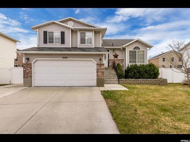 1608 N 2640 W, Lehi, UT 84043 (#1589578) :: Bustos Real Estate | Keller Williams Utah Realtors