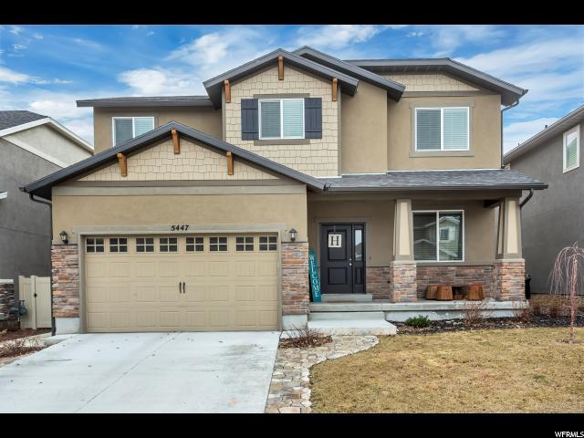 5447 W Pemberton Ln, Herriman, UT 84096 (#1589615) :: Bustos Real Estate | Keller Williams Utah Realtors