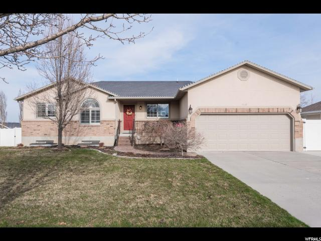 7569 S 5360 W, West Jordan, UT 84081 (#1589631) :: Bustos Real Estate | Keller Williams Utah Realtors