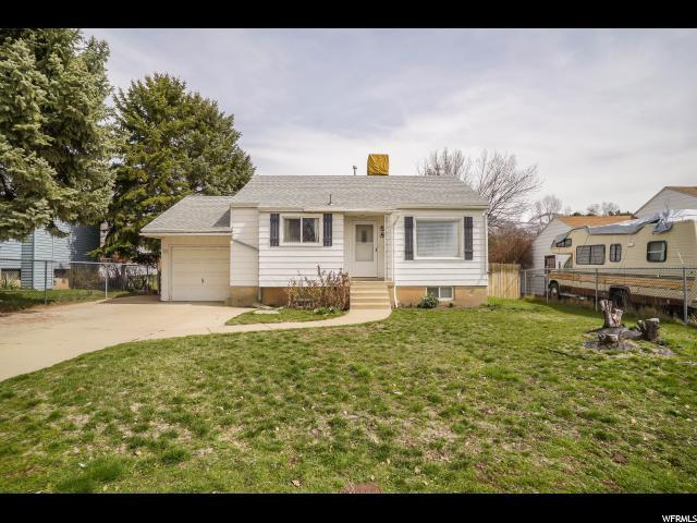 58 N Colonial E, Layton, UT 84041 (#1589636) :: Bustos Real Estate | Keller Williams Utah Realtors