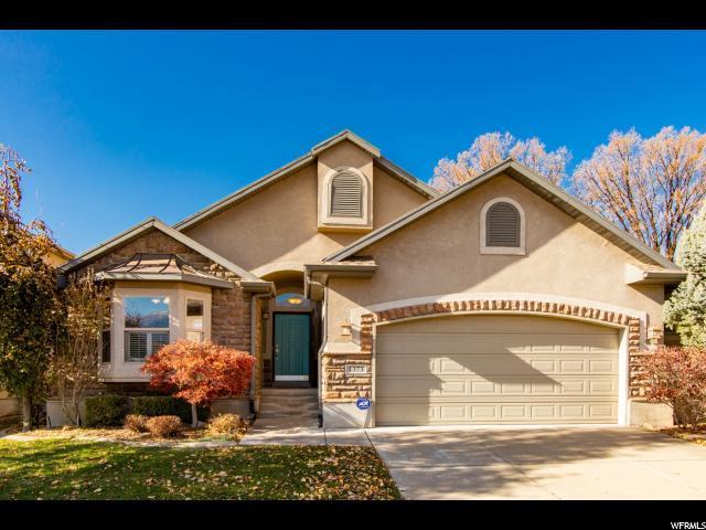 1373 N Fairway Ln W, Farmington, UT 84025 (#1589643) :: Bustos Real Estate | Keller Williams Utah Realtors
