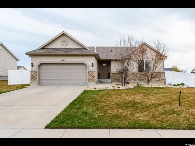 2693 W 1445 N, Clinton, UT 84015 (#1589668) :: Bustos Real Estate | Keller Williams Utah Realtors