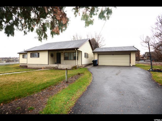 92 N 100 W, Richmond, UT 84333 (#1589872) :: Big Key Real Estate