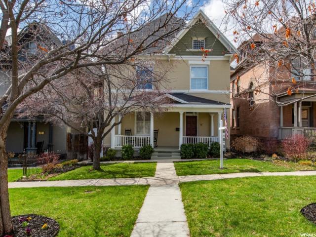 79 N O St E, Salt Lake City, UT 84103 (#1589896) :: Bustos Real Estate | Keller Williams Utah Realtors