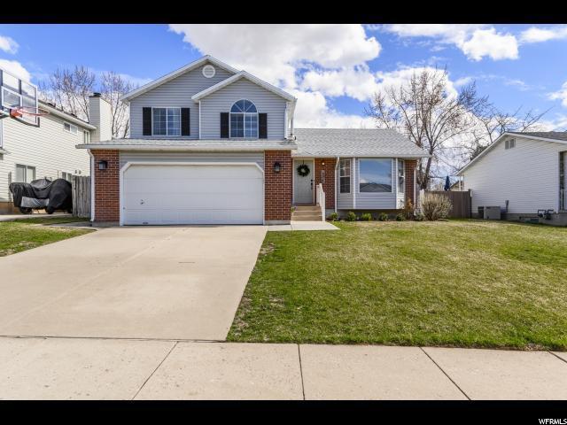 431 W Creekside Ln N, Kaysville, UT 84037 (MLS #1589935) :: Lawson Real Estate Team - Engel & Völkers