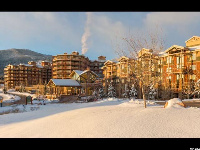 3000 Canyons Resort Dr 4516AB, Park City, UT 84098 (MLS #1589955) :: High Country Properties