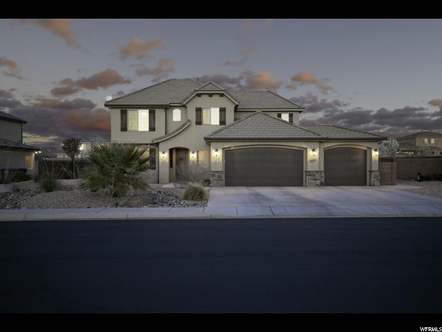 3177 S 2980 E, St. George, UT 84790 (#1589996) :: Bustos Real Estate | Keller Williams Utah Realtors
