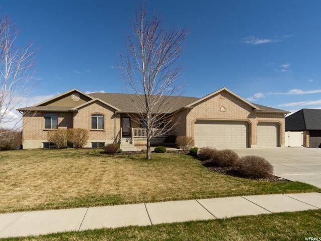 4870 S 5150 W, Hooper, UT 84315 (#1590017) :: The Utah Homes Team with iPro Realty Network