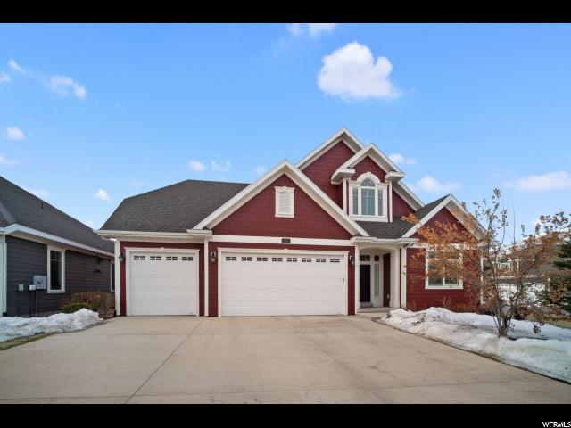 826 N Double Eagle Dr W, Midway, UT 84049 (MLS #1590026) :: High Country Properties