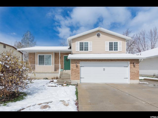 779 Country View Way, Layton, UT 84041 (#1590098) :: Bustos Real Estate | Keller Williams Utah Realtors