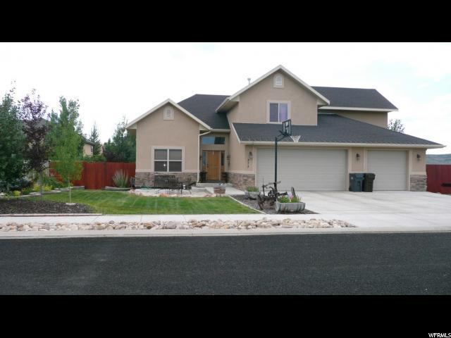 273 W 480 N, Kamas, UT 84036 (MLS #1590102) :: High Country Properties