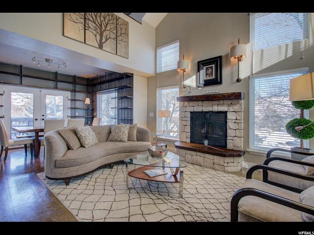 8003 Mustang Loop Rd, Park City, UT 84098 (MLS #1590129) :: High Country Properties