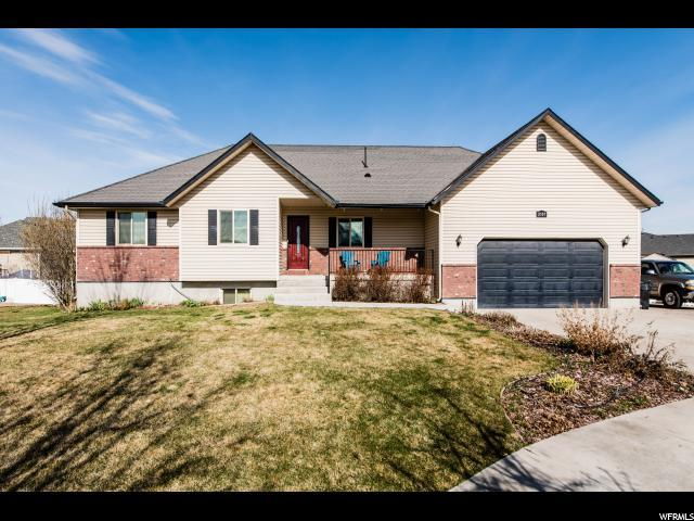 2507 S 860 W, Nibley, UT 84321 (#1590214) :: Big Key Real Estate