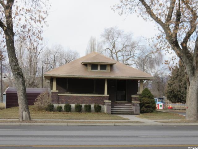 355 N Main, Smithfield, UT 84335 (#1590265) :: Big Key Real Estate