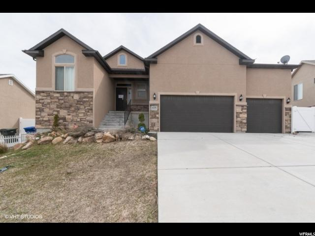 6335 W Mount Montana Dr, West Valley City, UT 84118 (#1590293) :: The Utah Homes Team with iPro Realty Network