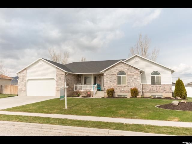614 W 450 N, Tremonton, UT 84337 (#1590385) :: Powerhouse Team | Premier Real Estate