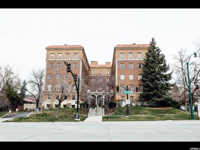 1283 E South Temple St #401, Salt Lake City, UT 84102 (MLS #1590409) :: Lawson Real Estate Team - Engel & Völkers