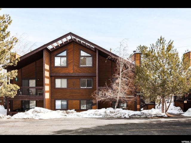 2025 Canyons Resort Dr T-3, Park City, UT 84098 (MLS #1590411) :: High Country Properties