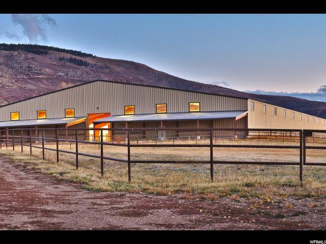 804 E 3200 N, Kamas, UT 84036 (MLS #1590417) :: High Country Properties