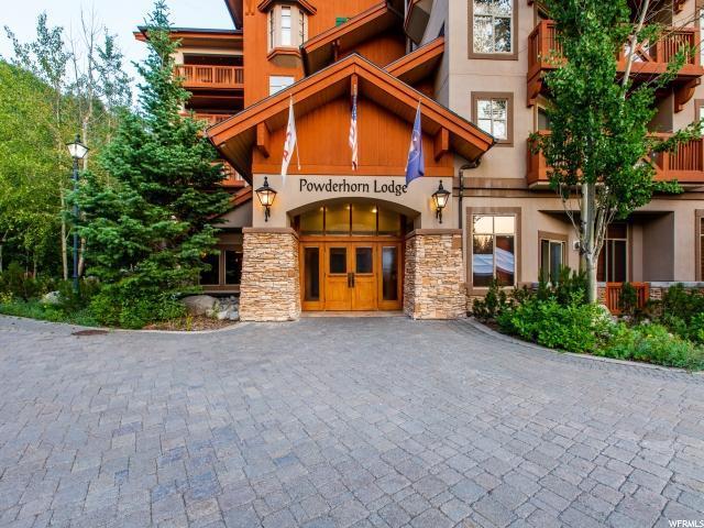 12090 E Big Cottonwood Canyon Rd #419, Solitude, UT 84121 (MLS #1590448) :: Lawson Real Estate Team - Engel & Völkers
