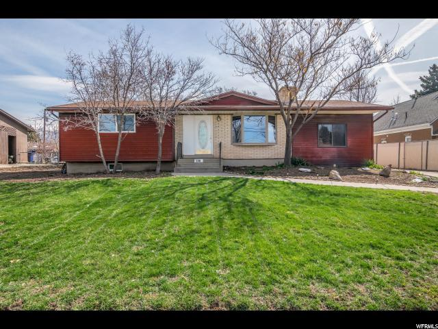 2181 S 800 W, Woods Cross, UT 84087 (#1590523) :: Action Team Realty