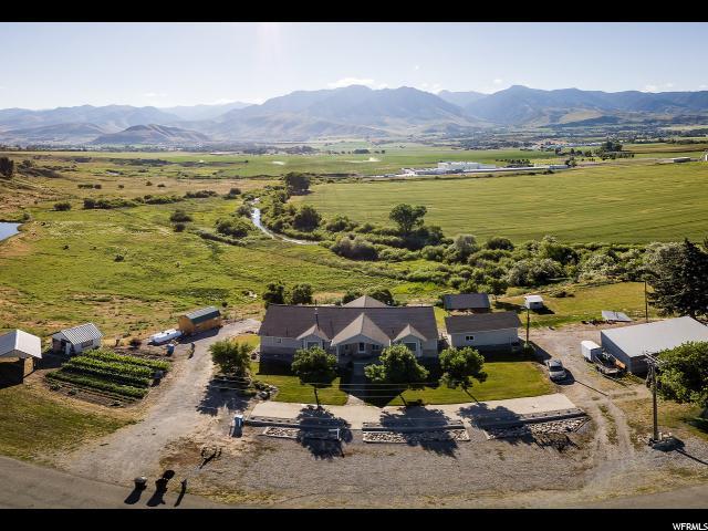 1435 S 800 E, Lewiston, UT 84320 (#1590539) :: Big Key Real Estate