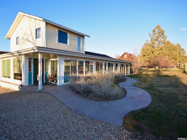 265 E 200 N, Spring City, UT 84662 (#1590547) :: Bustos Real Estate | Keller Williams Utah Realtors