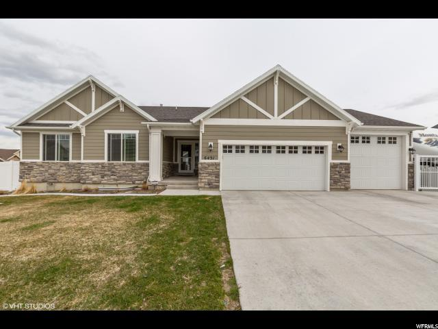 6431 S Solar View Way, West Valley City, UT 84081 (#1590549) :: Bustos Real Estate | Keller Williams Utah Realtors