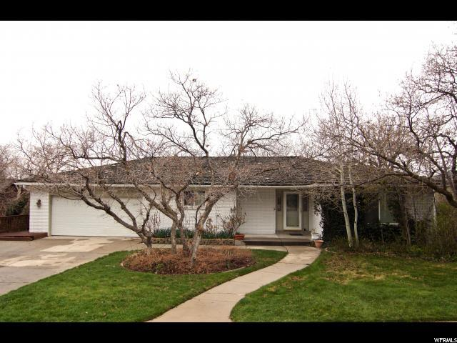 8852 S Alpen Way E, Cottonwood Heights, UT 84121 (#1590557) :: Exit Realty Success