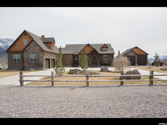 184 E Sevier River Rd, Central Valley, UT 84754 (#1590604) :: Bustos Real Estate | Keller Williams Utah Realtors