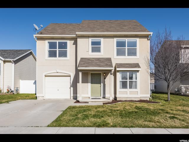 87 N Perth, Saratoga Springs, UT 84045 (#1590674) :: Keller Williams Legacy