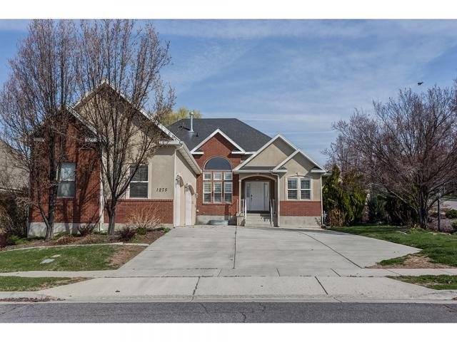 1275 E 650 N, American Fork, UT 84003 (#1590695) :: Big Key Real Estate