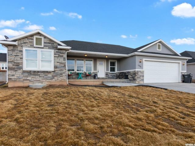 1324 N 150 E, Nephi, UT 84648 (#1590775) :: Big Key Real Estate