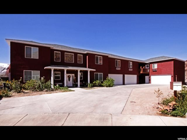 100 E Arches Dr, Moab, UT 84532 (#1590790) :: Red Sign Team