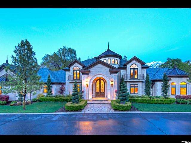 6147 S Verness Cove, Holladay, UT 84121 (#1590797) :: goBE Realty