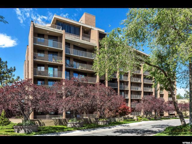 245 N Vine St W #303, Salt Lake City, UT 84103 (MLS #1590808) :: Lawson Real Estate Team - Engel & Völkers