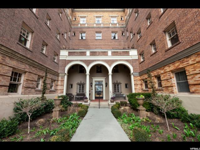1283 E South Temple #404 #404, Salt Lake City, UT 84102 (MLS #1590831) :: Lawson Real Estate Team - Engel & Völkers