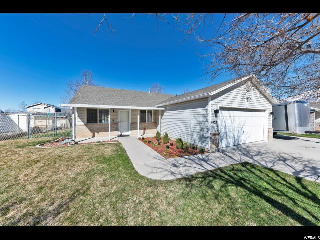 1433 Coldwater Way N, Ogden, UT 84404 (#1590869) :: Action Team Realty