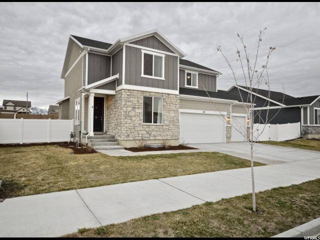 247 W Box Creek Dr N #107, Stansbury Park, UT 84074 (#1590892) :: Big Key Real Estate