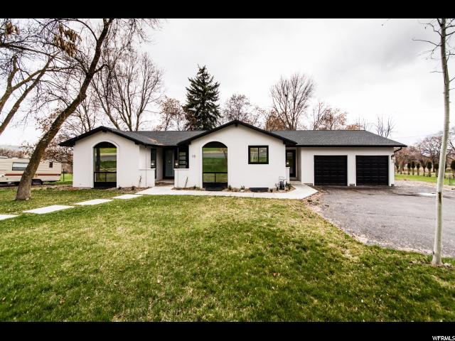 115 S Main, Millville, UT 84326 (#1590898) :: Big Key Real Estate