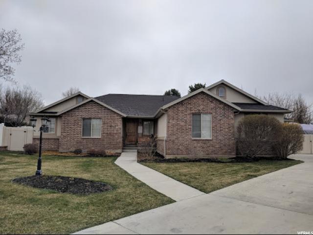 442 N 340 W, American Fork, UT 84003 (#1590904) :: Bustos Real Estate | Keller Williams Utah Realtors
