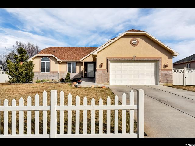 1152 W 2275 S, Syracuse, UT 84075 (#1590928) :: The Canovo Group