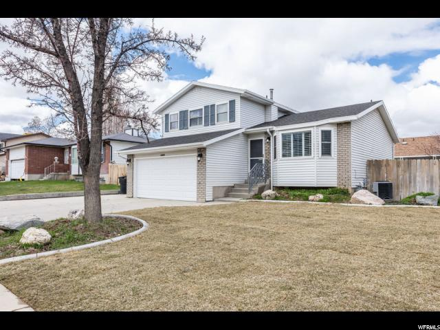 6000 W Eddington Ct, Salt Lake City, UT 84118 (#1590945) :: Powerhouse Team | Premier Real Estate