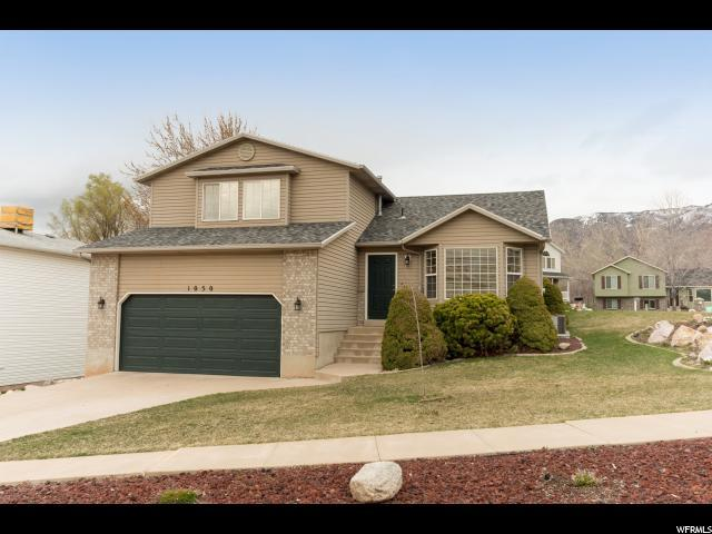 1050 E 4525 S, Ogden, UT 84403 (#1590961) :: Big Key Real Estate