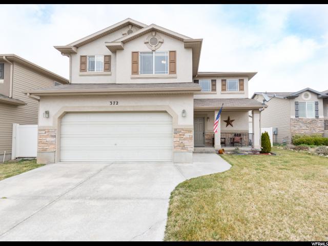 372 N Stamford Dr, North Salt Lake, UT 84054 (#1591036) :: Powerhouse Team | Premier Real Estate
