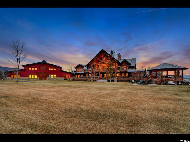 2188 S Creekside Dr, Heber City, UT 84032 (#1591037) :: Action Team Realty