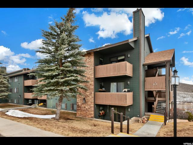 7035 N 2200 W 3N, Park City, UT 84068 (MLS #1591047) :: High Country Properties
