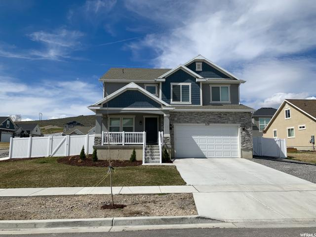 529 N Rift Ct., Saratoga Springs, UT 84045 (#1591096) :: Bustos Real Estate | Keller Williams Utah Realtors