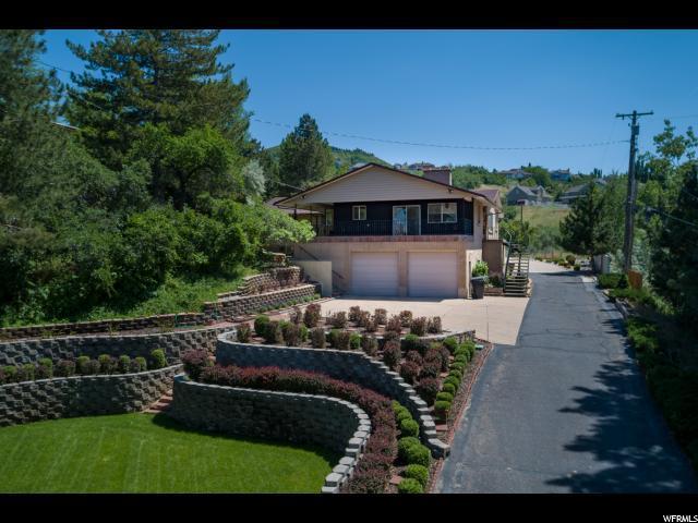 69 W 3600 S, Bountiful, UT 84010 (#1591163) :: Big Key Real Estate