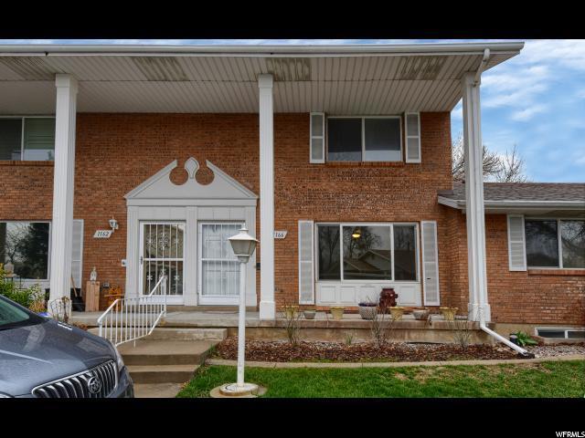 1166 S 885 E, Ogden, UT 84404 (MLS #1591170) :: Lawson Real Estate Team - Engel & Völkers